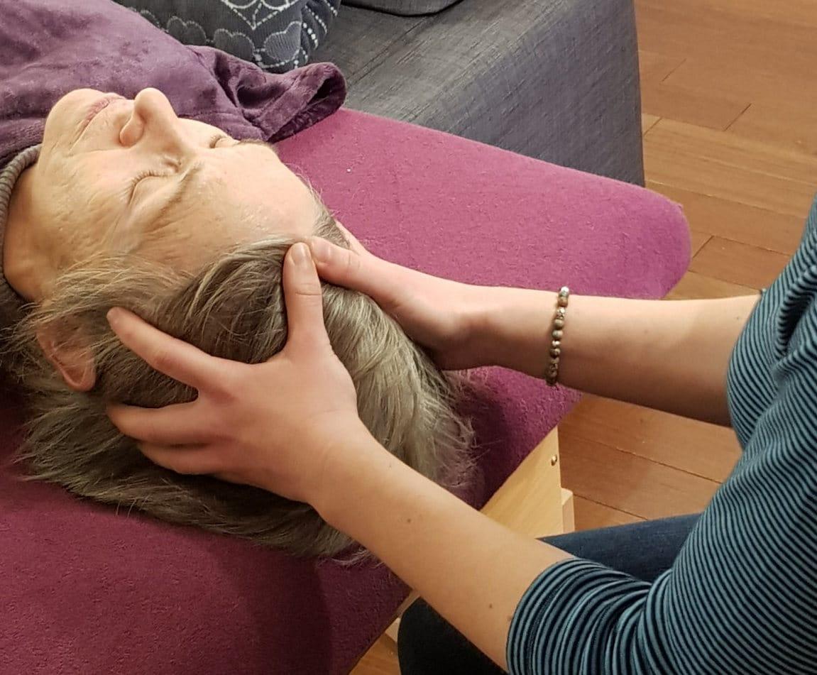 séance réflexologie faciale le mans réflexologue isabelle rossignol